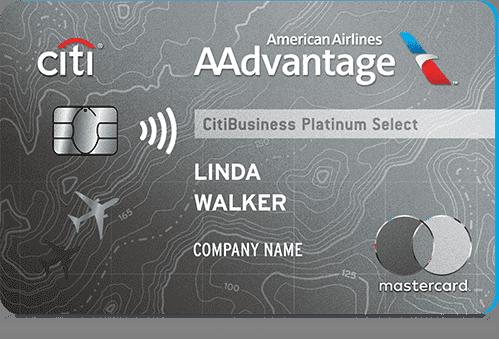 Citi® / AAdvantage® Platinum Select® World Elite Mastercard® AA.com